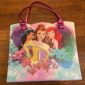 Disney Princess expandable paper organizer